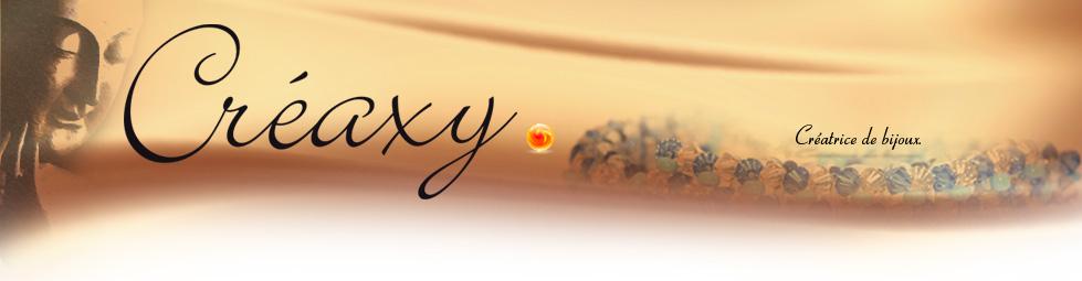 CREAXY - Créatrice de Bijoux